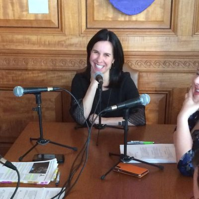 Anne-France and Daniel Goldwater are joined by Marie-Hélène Dubé to interview Montreal Mayor Valérie Plante.