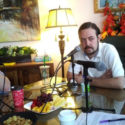 Ethan Cox of Ricochet Media joins Daniel and Samantha