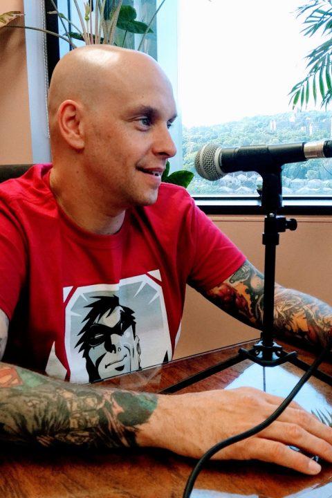 Episode 31 – Slaves off Dope with Jason Rockman